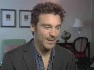 Michael T Weiss - Le Caméléon - Interview
