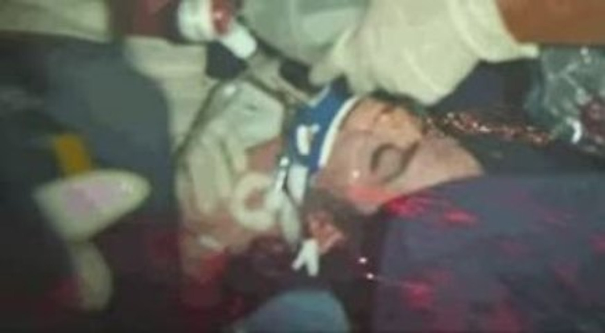 Michael Jackson Ultima foto en la ambulancia - Vídeo Dailymotion
