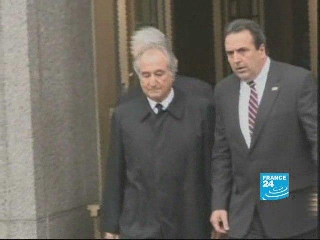 USA: Madoff awaits court sentence over investment fraud