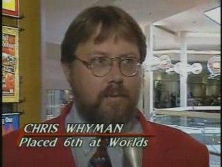 Chris Whyman Celebrates 25 Years as Kingston's Town Crier