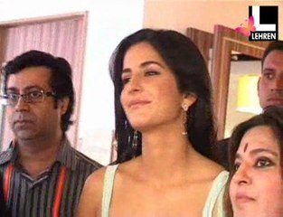 Katrina and Kylie in 'Blue' film