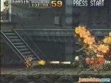 metal slug 5 le jeu video
