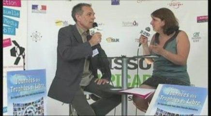 OSCAR - Jean-François Tissoires - Trophées du Logiciel Libre