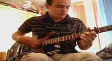 justin nozuka guitare