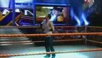 jimmy wang yang entrance + finisher smackdown vs raw 2009