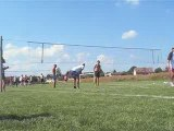tournoi  volley ball chevigny st sauveur 2009-match2