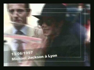 Michael Jackson à Lyon