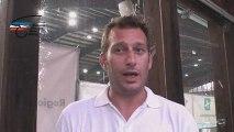 ROLLER HOCKEY - CHAMPIONNAT DU MONDE - Interview Eric Perraudin France / Italie