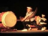 Les Tambours japonais font vibrer Les Nuits