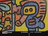 11/06/2008 - Exposition des oeuvres de Keith Haring à Lyon