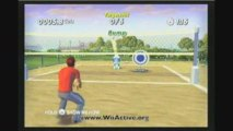 Wii Active Volleyball Demo | EA Sports Active on Wii