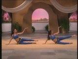 Arabic Belly Dance Basic Moves Part 04 of 04-danse orientale