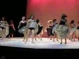 Spectacle de danse Mennecy 2009