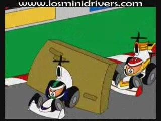 Los MiniDrivers - Cap. 1x10 - Gran Premio de Gran Bretaña