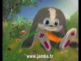 Lapin Calin - La chanson des bisous