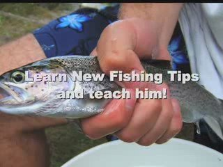 Need Strategies for Trout Fishing for Kids?
