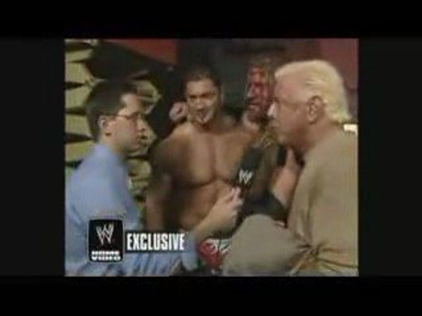 Evolution Interview after New Years Revolution 2005