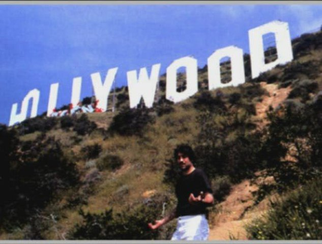 Seen and the Hollywood Sign - Graffiti Stories #1