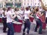 AGOGO PERCUSSIONS Fête de la musique 2009