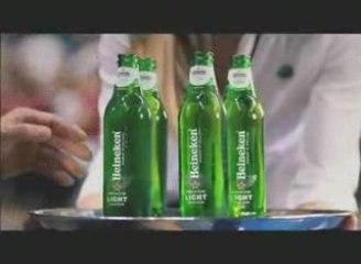 Eva Longoria - Heineken Light Pub