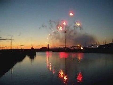 Carnival Fireworks, 4 July 2009, Whitehaven, England