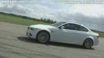 BMW M3 E-92 Contre FERRARI 550 MARANELLO