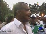 Denis Sassou Nguesso de retour à Brazzaville