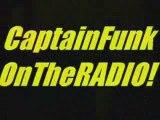 CaptainFunkOnTheRADIO! Radio Béton! 93.6 Mhz. Show Radio Soul Funk 2009