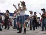Good Time variante Festival Tours Country Line danse