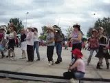 Festival Tours Country Line danse mixer initiation
