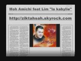 "10° Lim feat Moh Amichi ""la kabylie"""