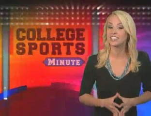 College Sports Minute for Monday, July 6, 2009