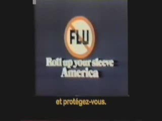 Grippe porcine de 1976 CBS (1979)