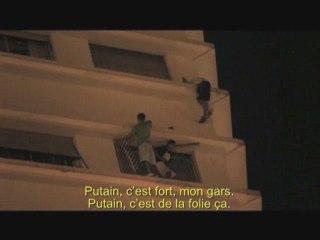 Pixo, un film de João Weiner et Roberto Oliveira (Extraits)