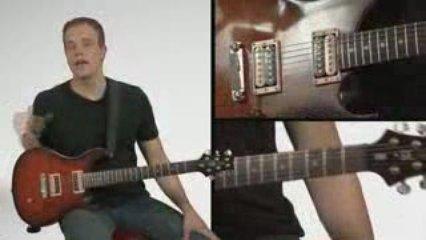 Blues Guitar Scale – Guitar Lessons