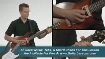 Guitar Solo #1 – Guitar Lessons
