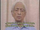 Krishnamurti: se libérer du conditionnement 1.4