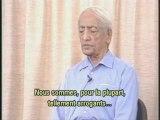 Krishnamurti: se libérer du conditionnement 2.4