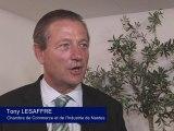 Tony LESAFFRE, Chambre de Commerce et d'Industrie, Nantes