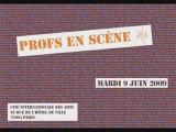 ICM - Profs en scène 2009 - Concert des professeurs de musique