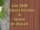"""Journées """"couleurs locales"""" à Semur-en-Auxois - CRAM"""