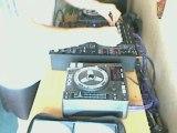 mix dj Fred Caen Techno Behringer Djx 750 Denon dns 1000