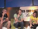 Yuksek & Birdy Nam Nam - Eurockéennes de Belfort 2009