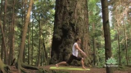 Yoga for Quick Energy