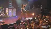 Raise Your Hands Together - MSN Concerts (Tokio Hotel)