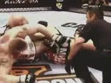 Brock Lesnar Gets Angry and Breaks Door