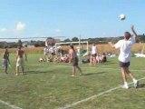Tournoi de volley ball Chevigny St Sauveur 2009 Final 2set