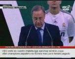 Karim Benzéma - Présentation au Réal Madrid - Foot