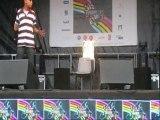 DJAMBOY AU FESTIVAL L'EUROPE DES CULTURES LE 4 JUILLET ET LE 5 JUILLET 2009
