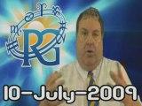 RussellGrant.com Video Horoscope Aquarius July Friday 10th